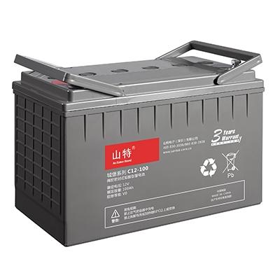 UPS是否可选用碱型电池?
